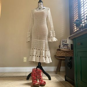 BUNDLE!! Michael Kors Couture dress and shoes